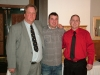 (L to R) Terry Fitzwater, Jacob Poel and Steve Cronenwett Jr. - Drivers of the Year