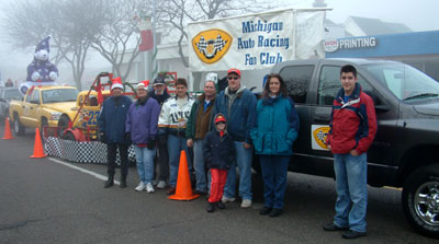 Michigan Automobile Racing Fan Club