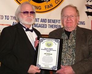 DSCF0467.jpg - Special MARFC Award - Jim Kinslerweb