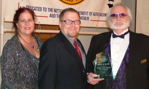 DSCF0491.jpg - Promoter of the Year - Springport Speedway - Jeff and Pam Parishweb